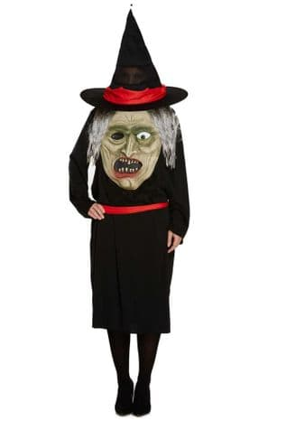 Witch Jumbo Face (Adult)