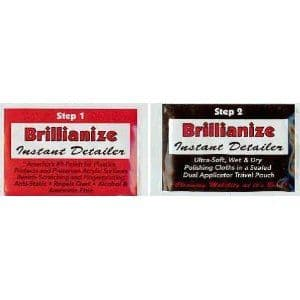 Brillianize Detailer Wipes for Kodak S3100