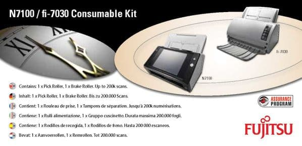 Consumable Kit for Fujitsu N7100