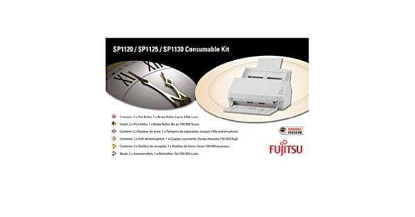 Consumable Kit for Fujitsu SP-1120