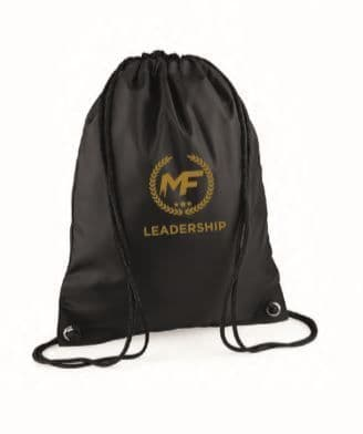 Leadership - Drawstring bag (MAF0299)