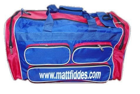 Matt Fiddes Kit Bag