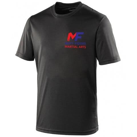 MF Black Cool Plus T-Shirt