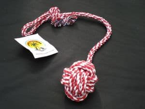 Knot Ball On Rope