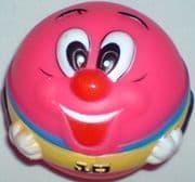 Pink Smiley Ball