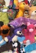 Plush Toys 15's