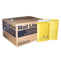 Mail Lite Gold Padded Envelopes A / 000 110mm x 160mm