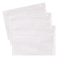 Plain Document Enclosed A6 Self Adhesive Wallets