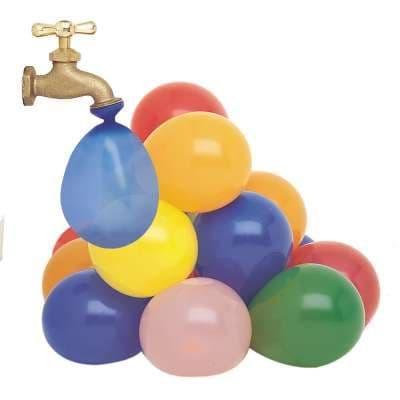 144 Waterbombs