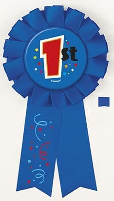 1st Award Ribbon