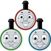 4 Thomas Tank Engine Card Face Masks