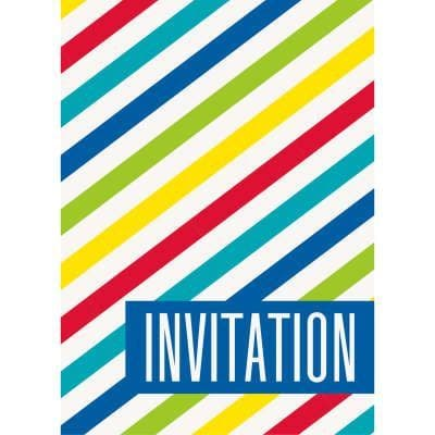 8 Stripe Invites