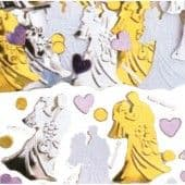 Bride And Groom Confetti 14g