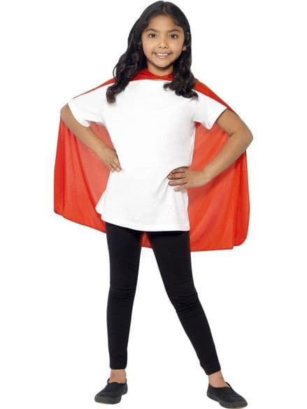 Childrens' Red Cape