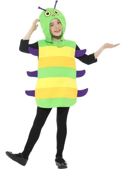 Childs Caterpillar Costume