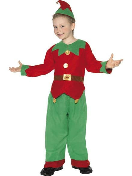 Childs Elf Costume