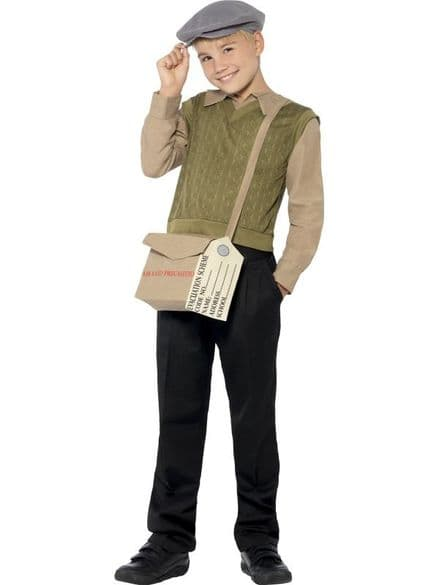 Childs Evacuee Boy Kit