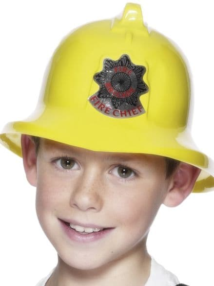 Childs Fire Chief Helmet