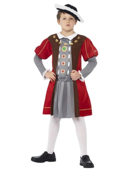 Childs Horrible Histories Henry VIII Costume