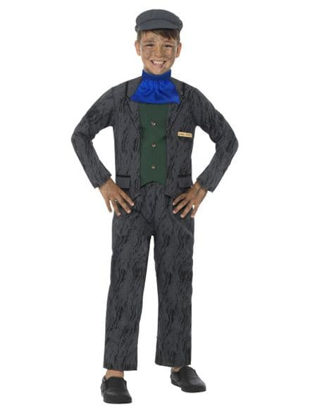 Childs Horrible Histories Miner Costume