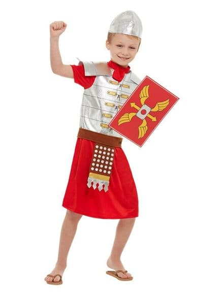 Childs Horrible Histories Roman Boy Costume