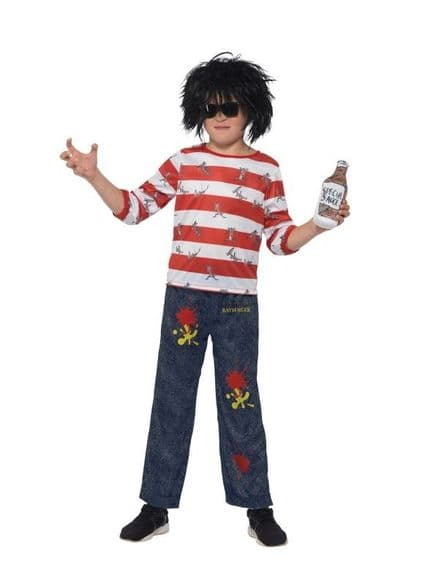 Childs 'Ratburger' Costume