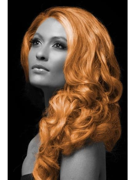 Colour Hair Spray - Orange