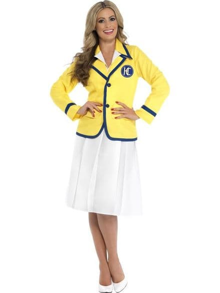 Female Holiday Rep Costume