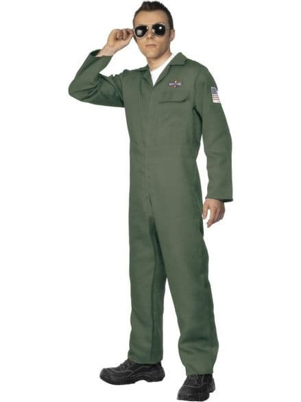 Forces Aviator Costume