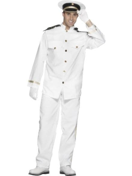Forces Captain Costume