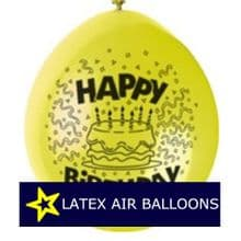 Latex Air Balloons