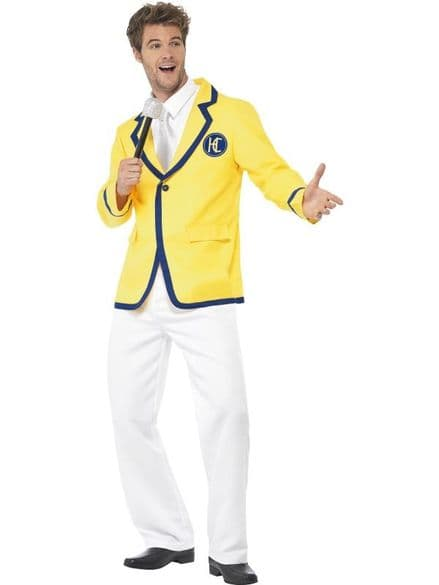 Male Holiday Rep Costume