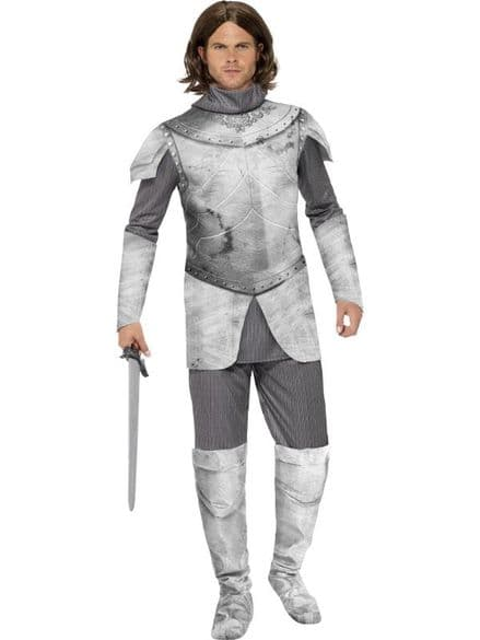 Medieval Knight Deluxe Costume