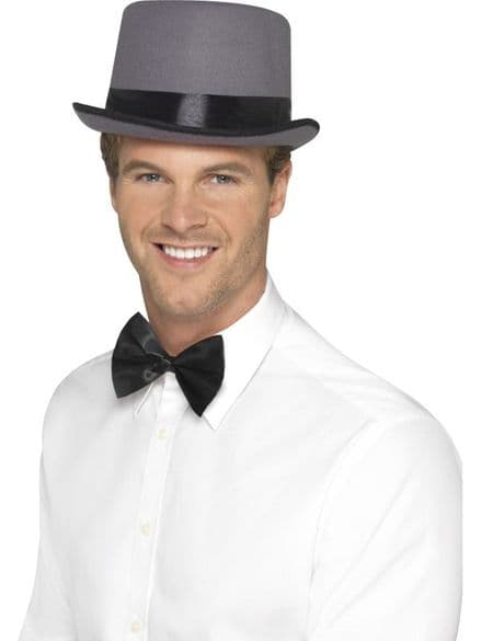Old England Top Hat Grey