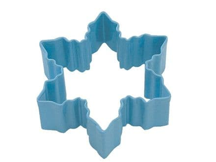 Pale Blue Snowflake Cookie Cutter