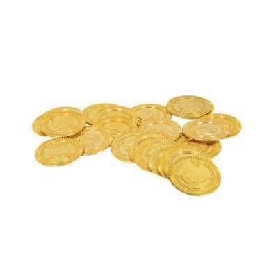 Pirate Trasure Coins 30Pk
