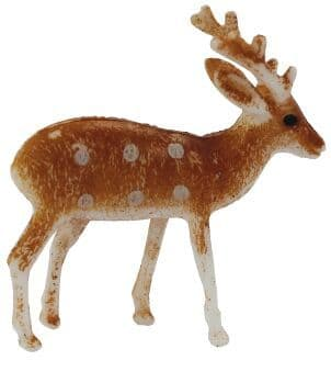 Reindeer Cake Toppers