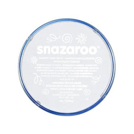 Snazaroo Classic Face Paint - White