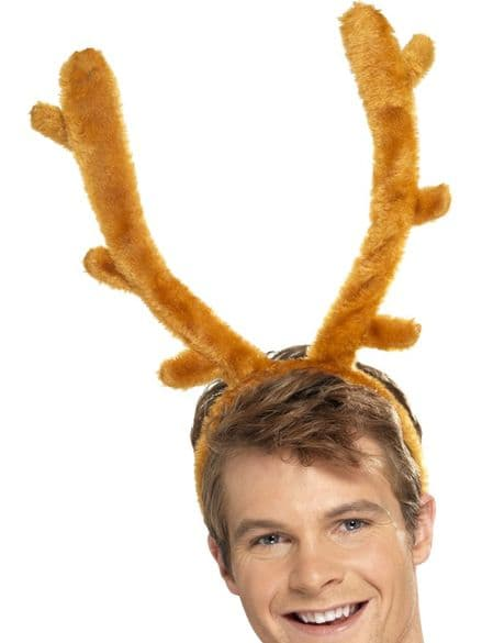 Stag Night Stag Horns Headband