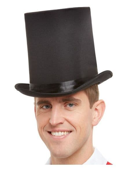 Tall Deluxe Top Hat