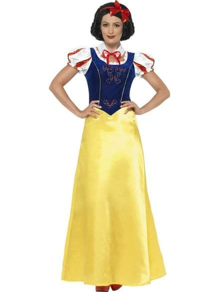 Wings & Wishes Princess Snow Costume