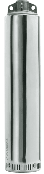 ESPA Acuaria 07.6T N Submersible pump for open wells.