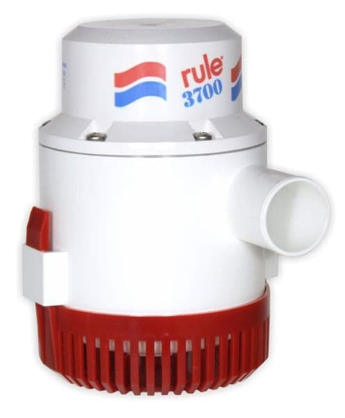 Jabsco 16A Rule 3700 Submersible Pump