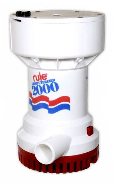 Jabsco 53S Rule Fully Automatic 2000 Submersible Pump
