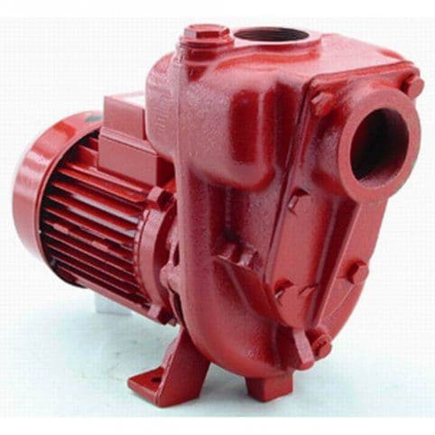 RED EAM7 Self Priming Transfer Pump