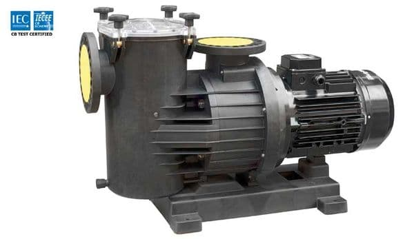 SACI S3 Magnus-4 1000  Self Priming Pumps For Swimming Pools At 1450rpm.