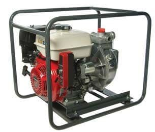 Tsurumi TEW-50HA Petrol Driven High Pressure Pumps