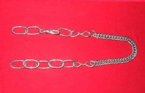 Heavy Horse Back/ Ridger Chain