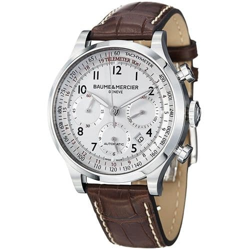 BAUME & MERCIER Capeland Automatic Chronograph Gents Watch 10082