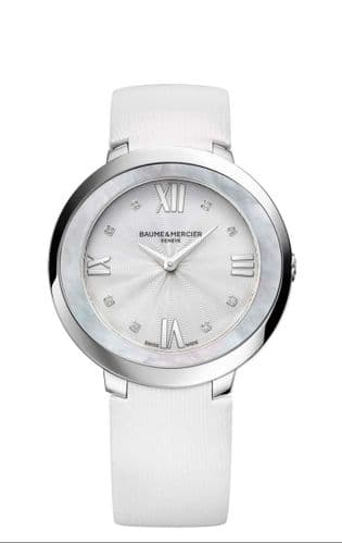 BAUME & MERCIER Promesse Diamond Ladies Watch 10177